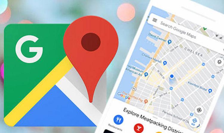 Maps Google.Neatpazįstamai Keliones Ir Susisiekima Pakeitusiam Google Maps