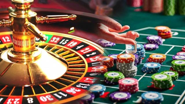 Darbas kazino, čia...