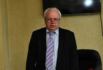Respublikinės Panevėžio ligoninės vadovas A. Skorupskas apie pasirašytą...